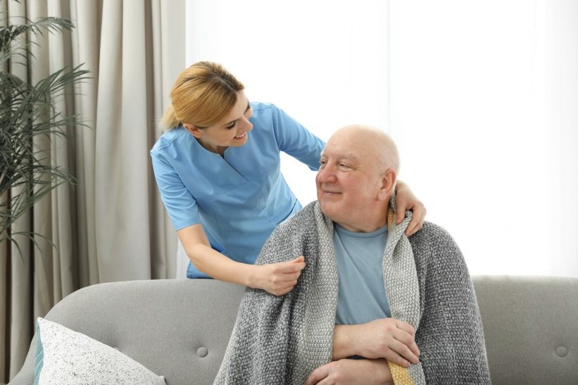 Keeping Seniors Warm During Winter