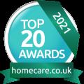Top 20 Homecare Awards 2021