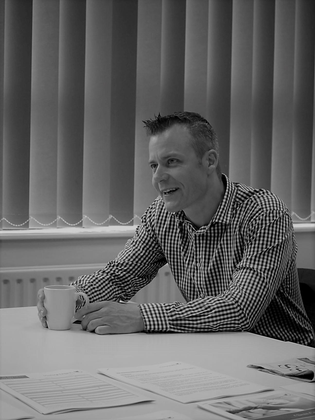 Home Care Director Gareth Redmayne