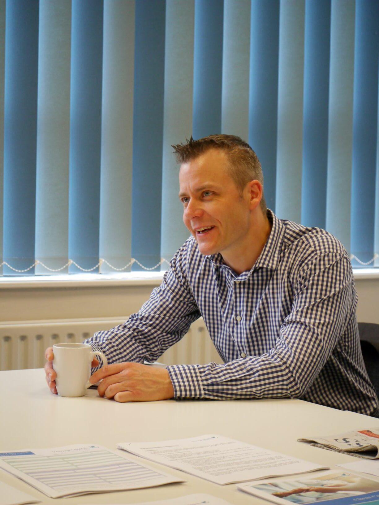 Home Care Director Gareth Redmayne