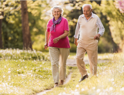 Stay healthy in later life with limited mobility